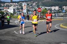 Eduardo Cernadas: Media Maratón de Pontevedra