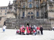 5ª etapa: Sigüeiro-Compostela