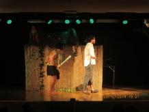 Robinson Crusoe e Venres (28/12/2014)