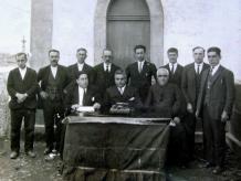 Fundadores da Cooperativa de Meirás (1918)
