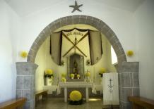 Interior da Capela do Porto