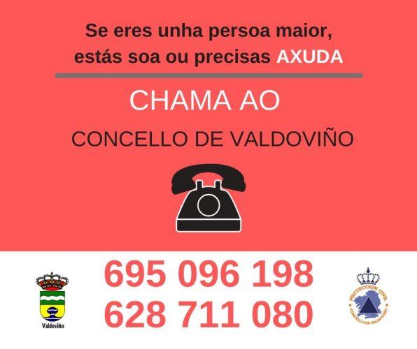 TELÉFONO VALDOVIÑO